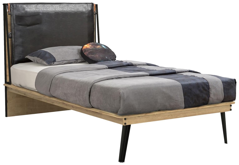 Кровать детская Cilek Wood Metal Line 20.69.1304.00