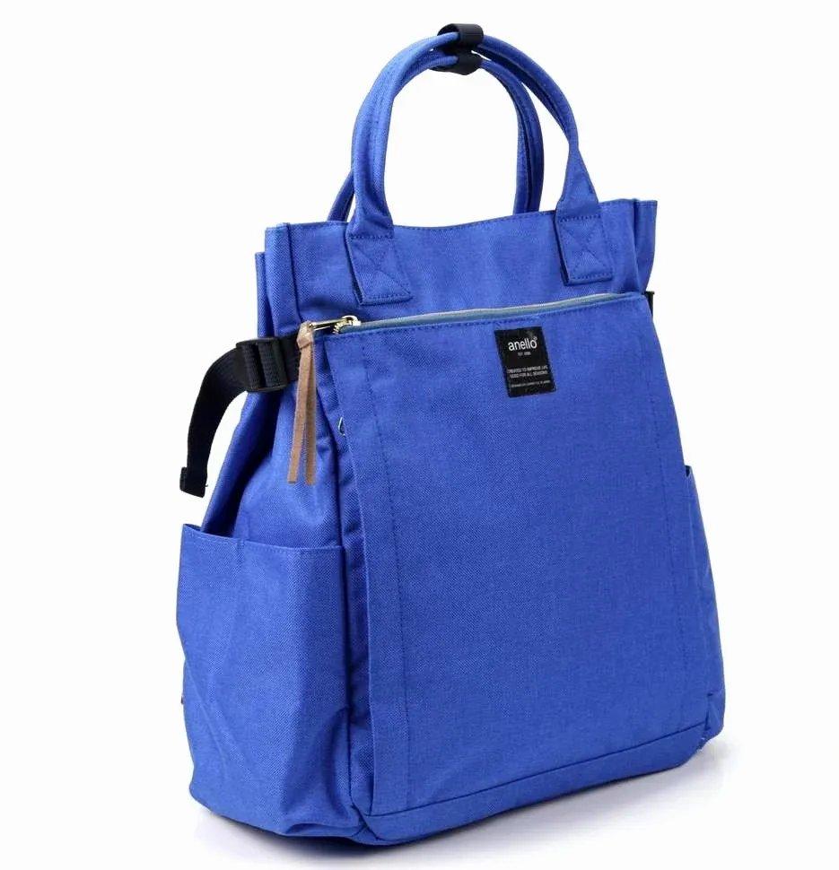 Сумка-рюкзак женская Anello АТ-С1225 синяя Anello   фото