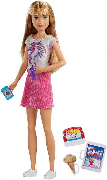 Кукла Barbie Skipper Няня FHY89/FXG91