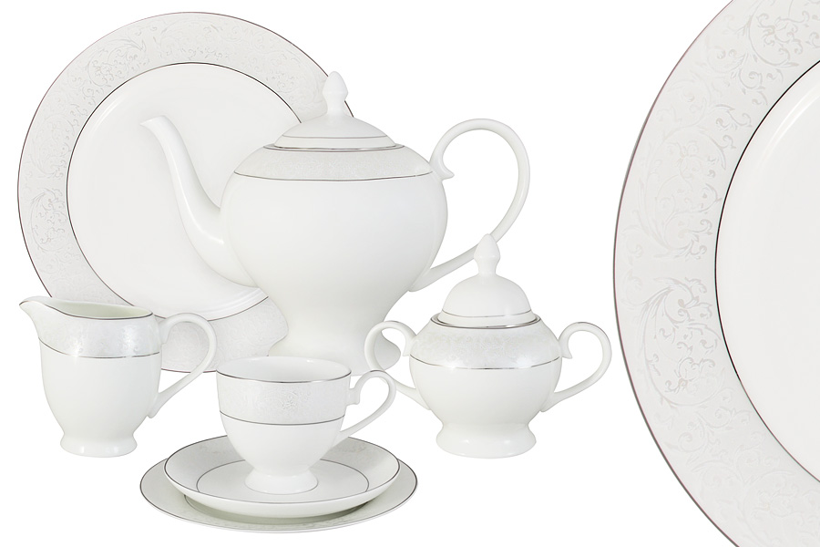 Чайный сервиз Мелисента 40 предметов на