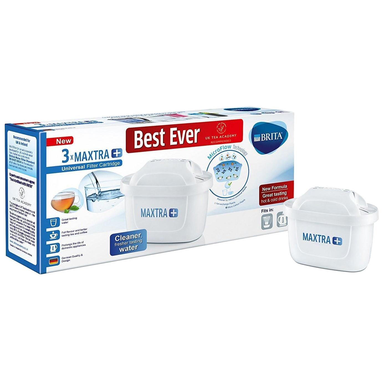 Картридж для очистки воды BRITA MAXTRA+, 3 шт Maxtra+ 3 шт,