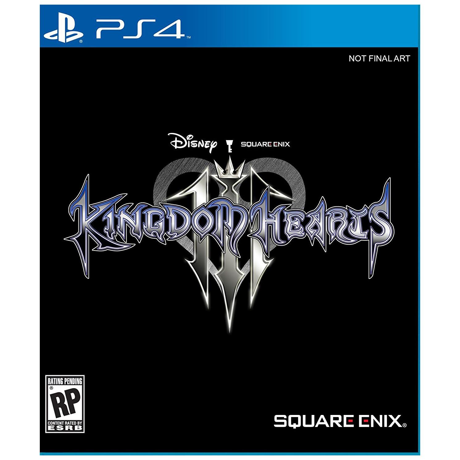 Игра Kingdom Hearts III для PlayStation 4 фото