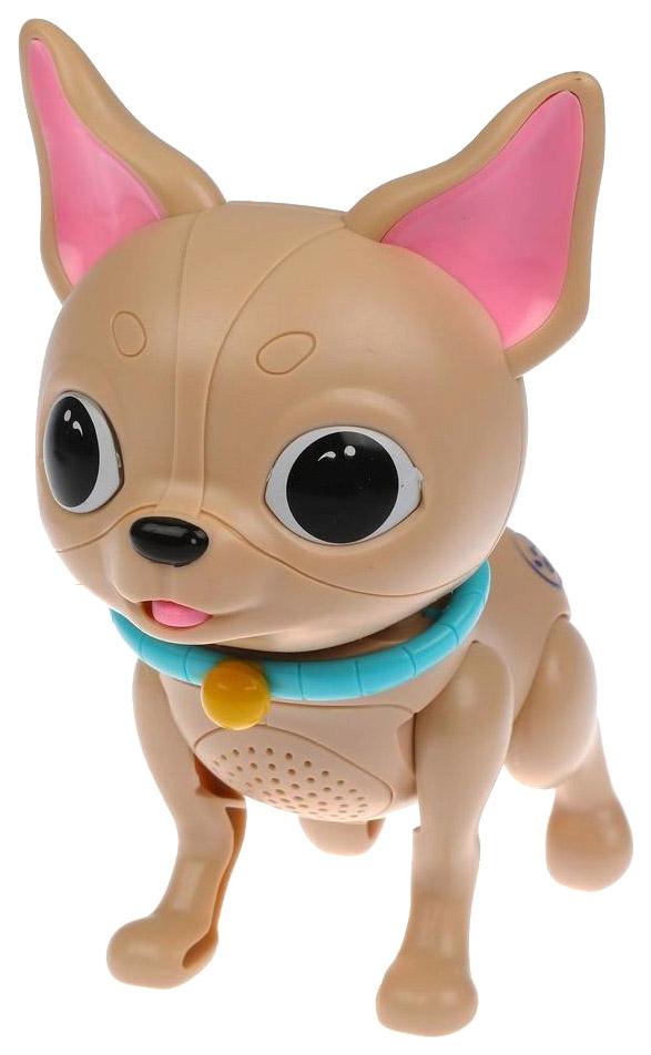 Купить Интерактивная игрушка Наша Игрушка Щенок E5599-11, Наша игрушка,