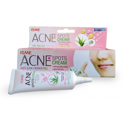 Крем для лица ISME Acne Spot для проблемной кожи 10 гр фото