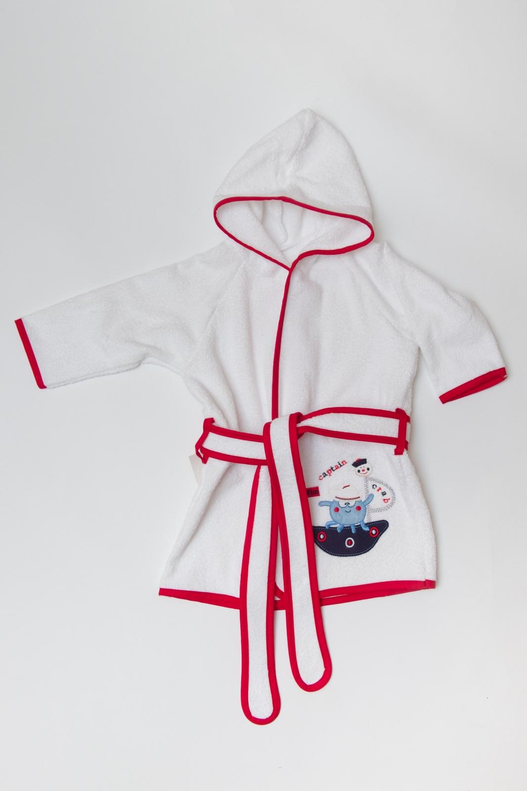 Халат детский Fim Baby А 1000, белый