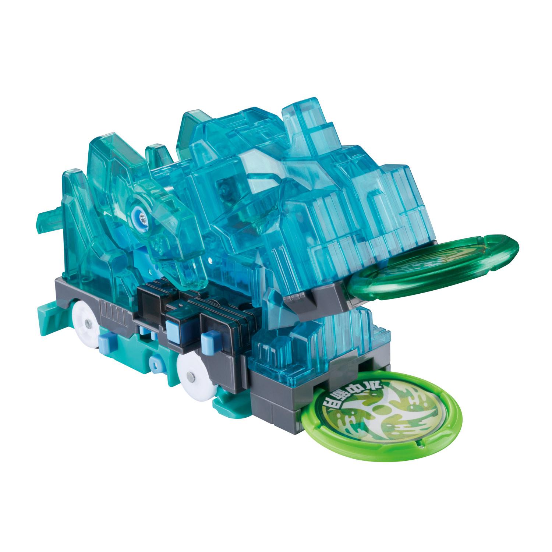 Машинка-трансформер Screechers Wild Харвест л6 по цене 1 799