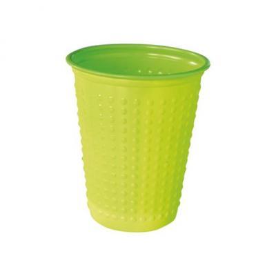 Стакан зеленый 200 мл 40 штуки