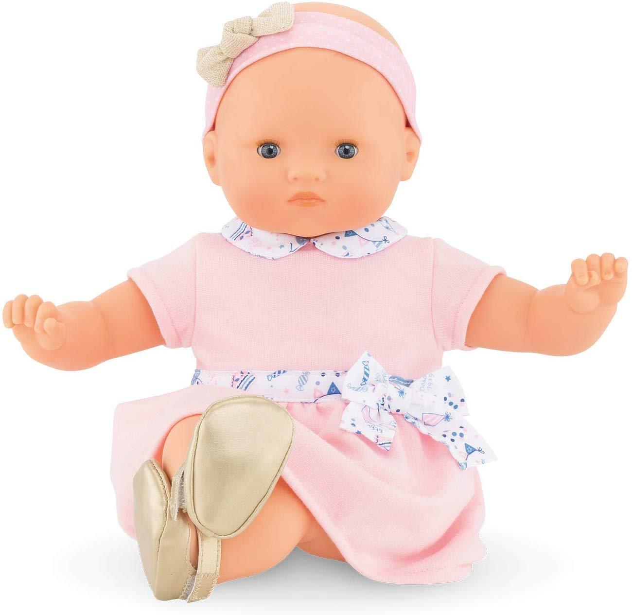 Кукла Corolle Леони юбилейная с ароматом ванили,