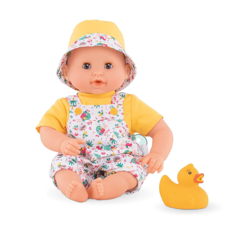 Кукла Corolle Bebe Bath Тропики с ароматом