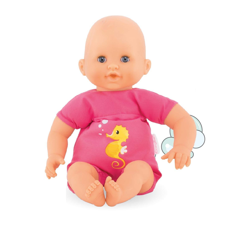 Кукла Corolle Bebe Bath Фуксия с ароматом