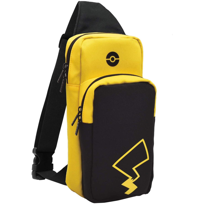 Сумка Hori Pokemon Trainer Pack Pikachu (NSW