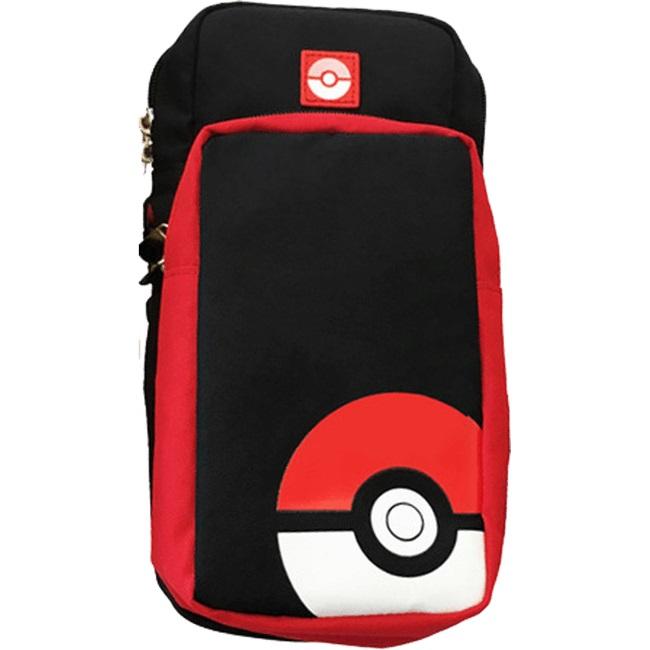 Сумка Hori Pokemon Trainer Pack Pokeball (NSW