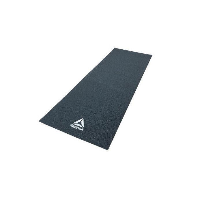 Reebok Тренировочный коврик (мат) для йоги Reebok темно-зеленый фото