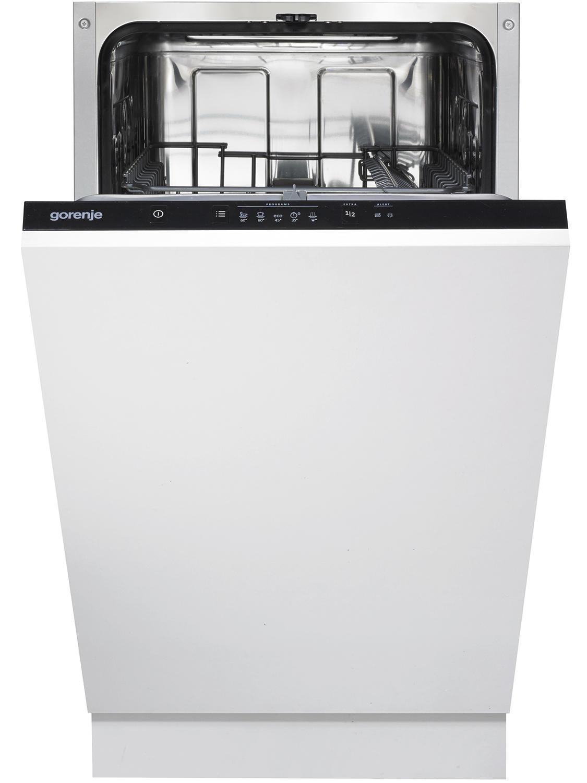 Встраиваемая посудомоечная машина Gorenje GV520E11 White