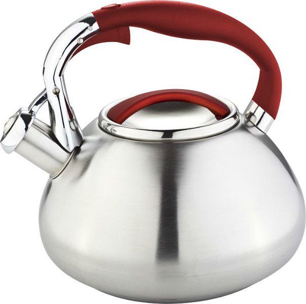 Чайник 3,0л Zillinger ZL-5008-30 красный