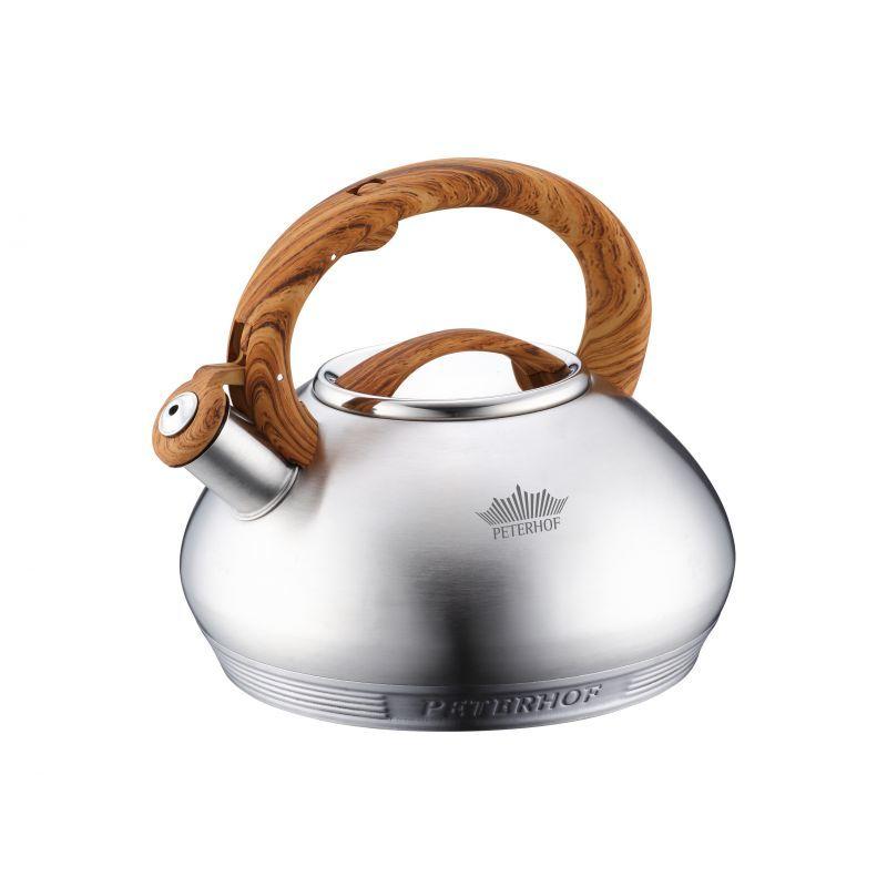 Чайник со свистком 3,3л Peterhof PH-15635