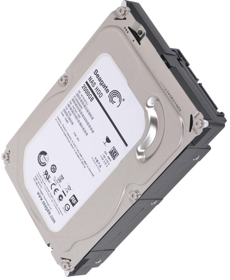 Внутренний HDD диск Seagate 2Tb ST2000VN000