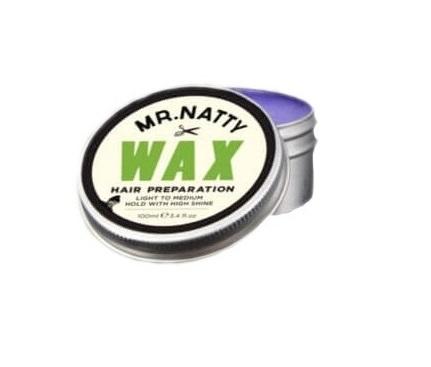 Воск для волос Mr.Natty pomade wax hair