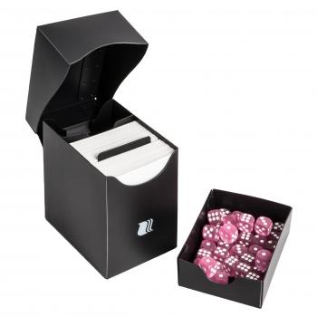 Пластиковая коробочка Blackfire с отделением для кубиков