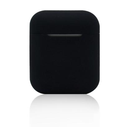 Чехол Mietubl для Apple Airpods Black  - купить со скидкой
