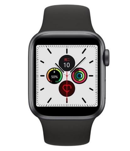 Смарт часы IWO 11 Black/Black