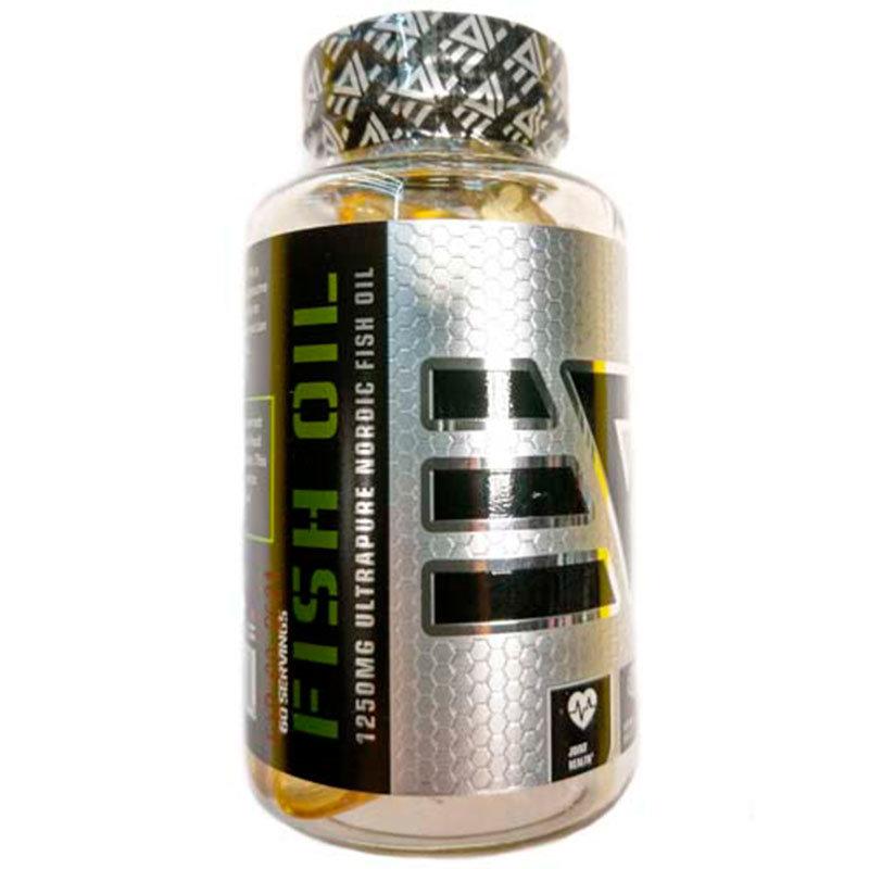 Купить Рыбий жир омега-3 EPIC LABS Fish Oil капсулы 60 шт.