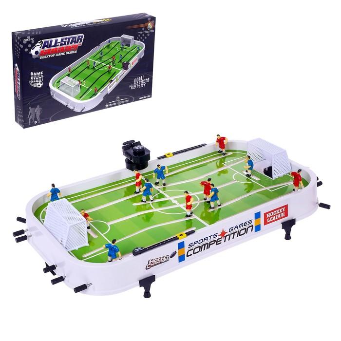 Настольный футбол Чемпионат Shantou Gepai
