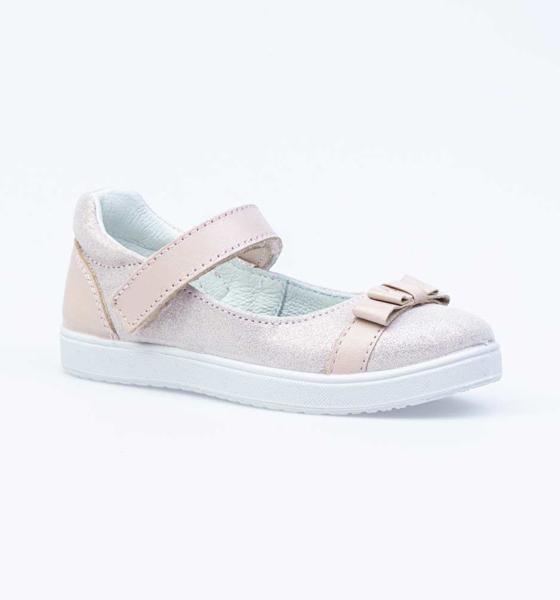 Туфли для девочек Котофей, цв. розовый,