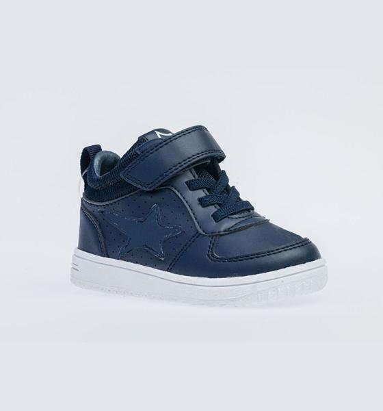 Купить Ботинки для мальчиков Котофей, цв. синий, р-р 28 354052-21_28,