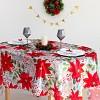 Скатерть Доляна «Счастья в Новом году» 145×300 см, 100% п/э Доляна фото
