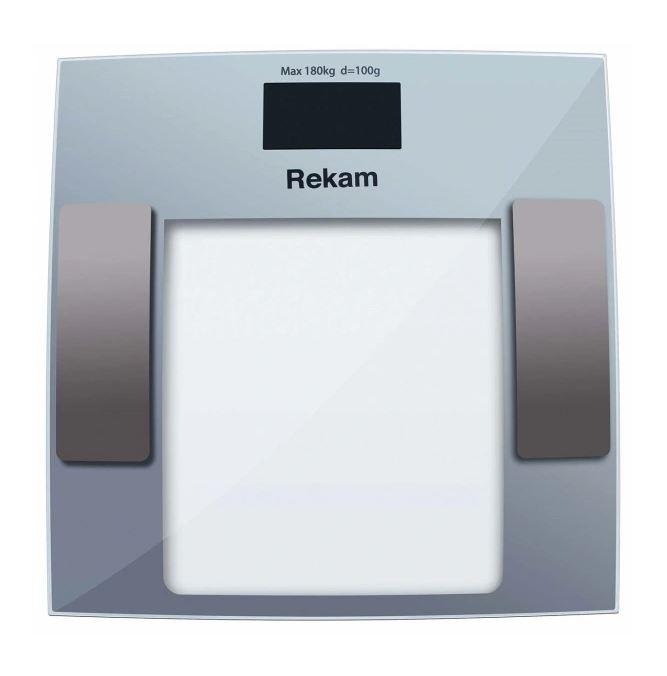 Весы напольные Rekam BS 670FT Grey