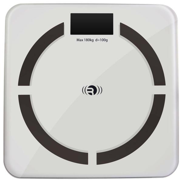 Весы напольные Rekam BS 630FT White