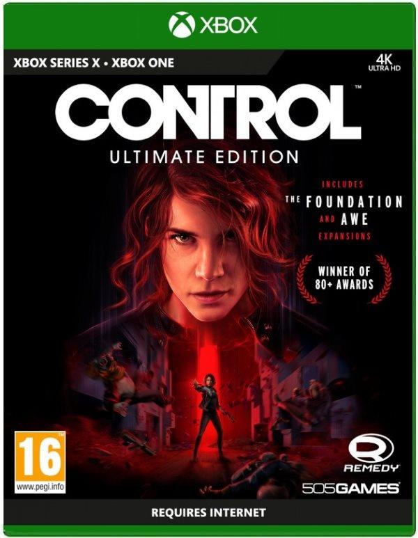 Игра Control Ultimate Edition для Xbox One 505 Games