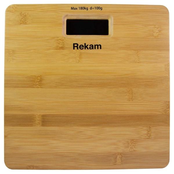 Весы напольные Rekam BS 170C Yellow
