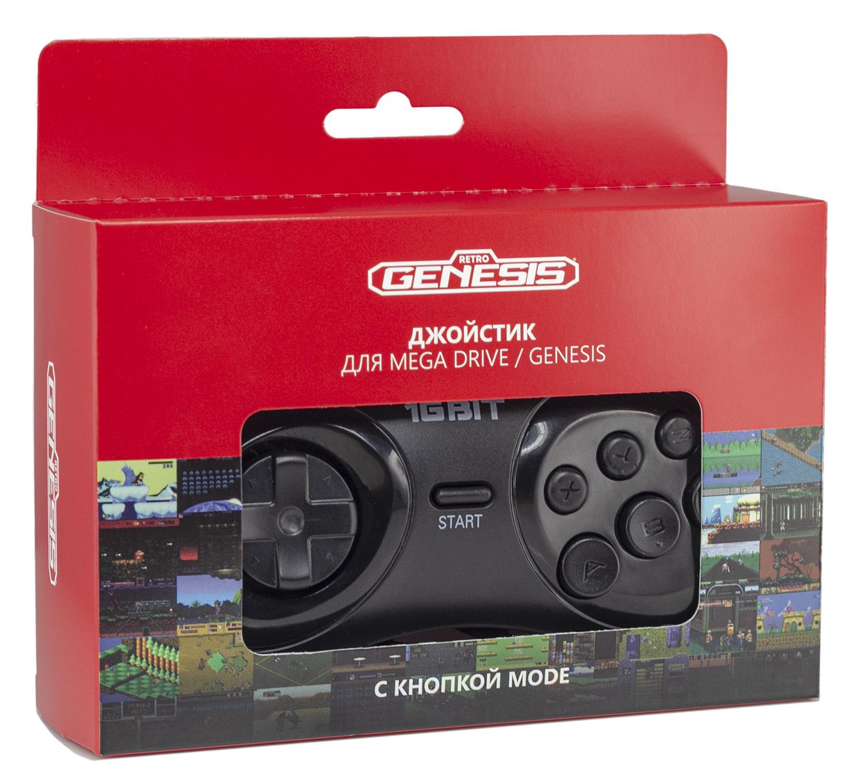 Геймпад Retro Genesis Mode Button (ACSg11)