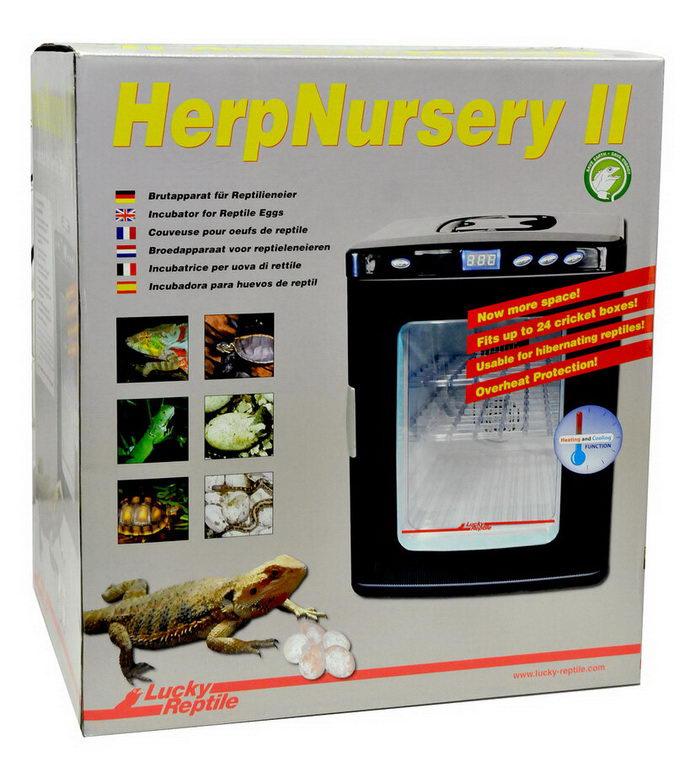 Инкубатор для яиц рептилий Lucky Reptile Herp