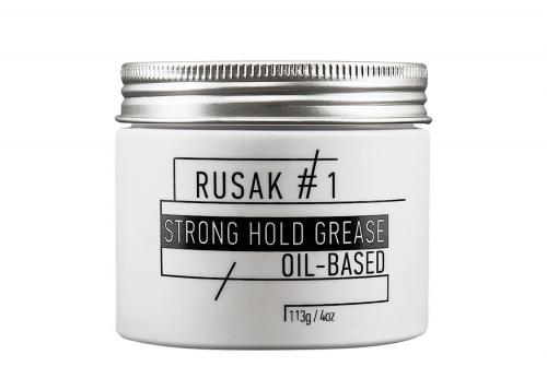 Бриолин сильной фиксации RUSAK #1 113 гр