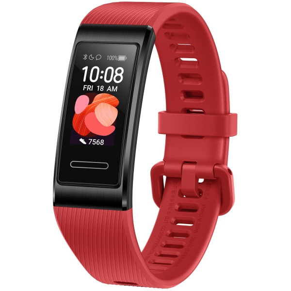 Смарт браслет Huawei Band 4 Pro Black/Red
