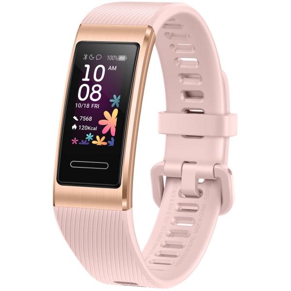 Смарт браслет Huawei Band 4 Pro Gold/Pink