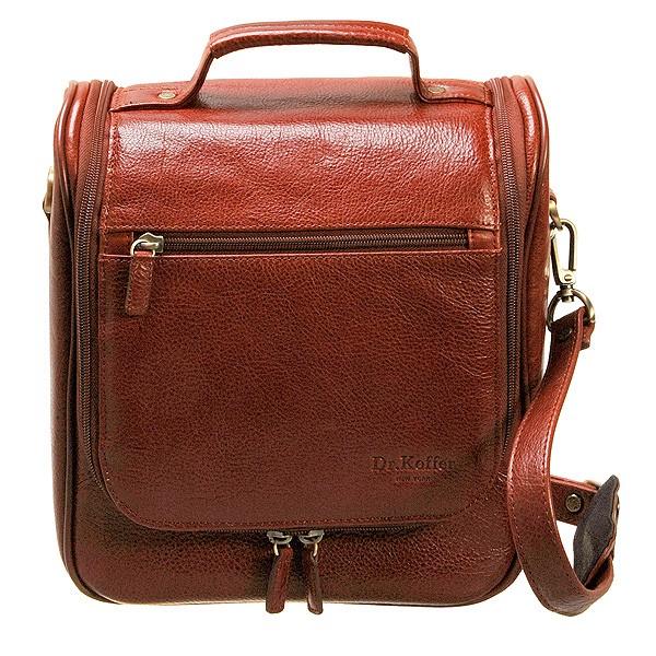 Бьюти-кейс Dr.Koffer B253630-02-05 коричневый