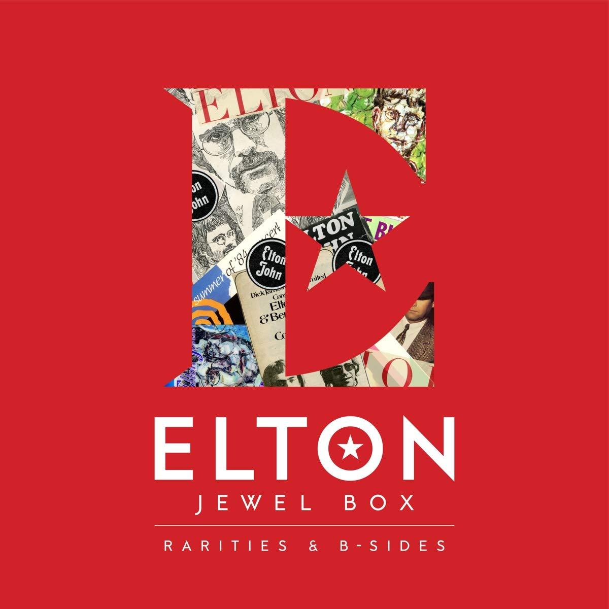 Elton John Rarities And B Sides