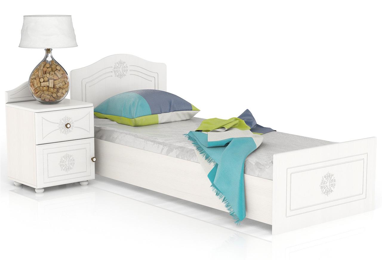 Кровать с тумбой Мебельный Двор Онега