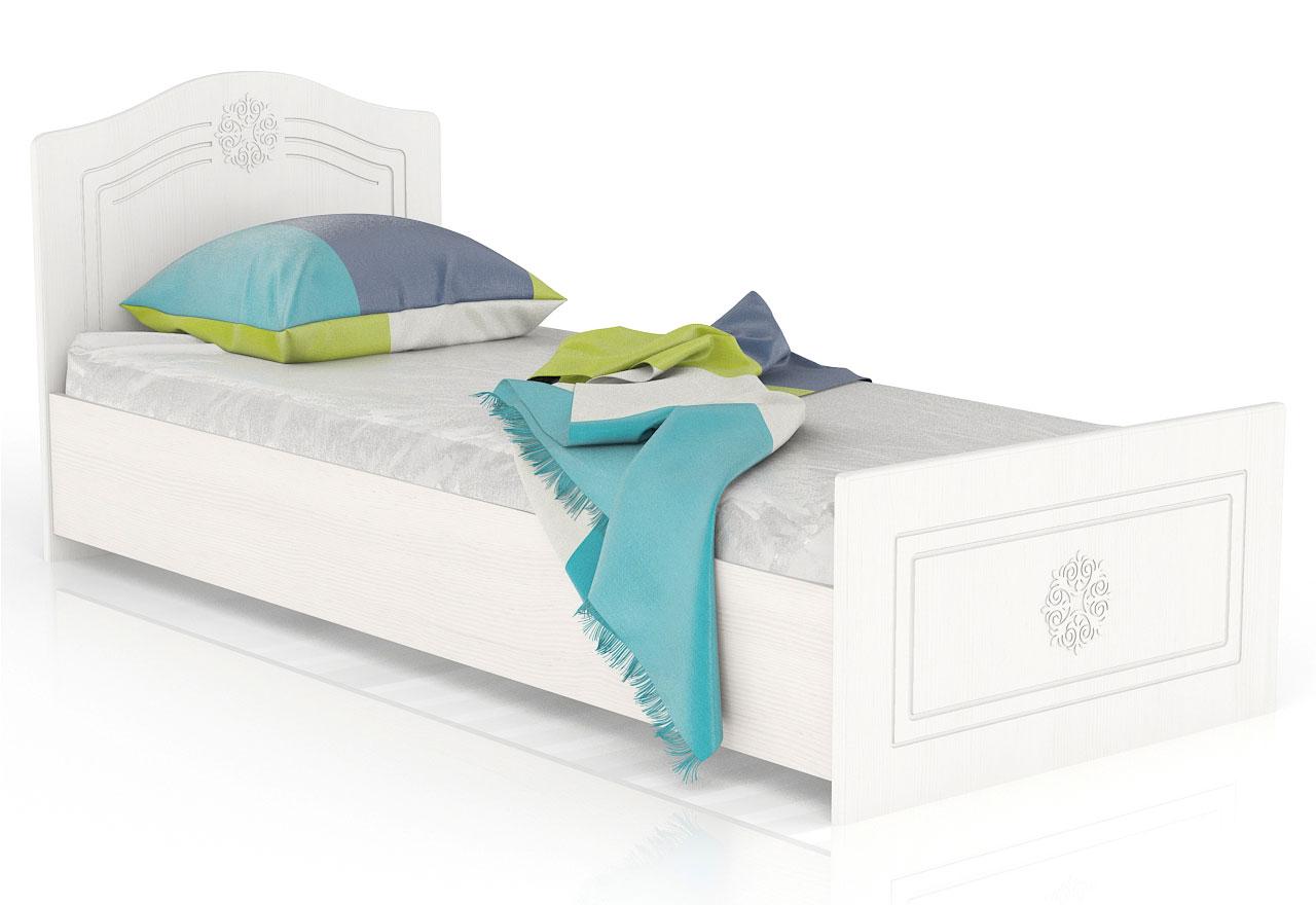 Кровать Мебельный Двор Онега КР 800БЯ