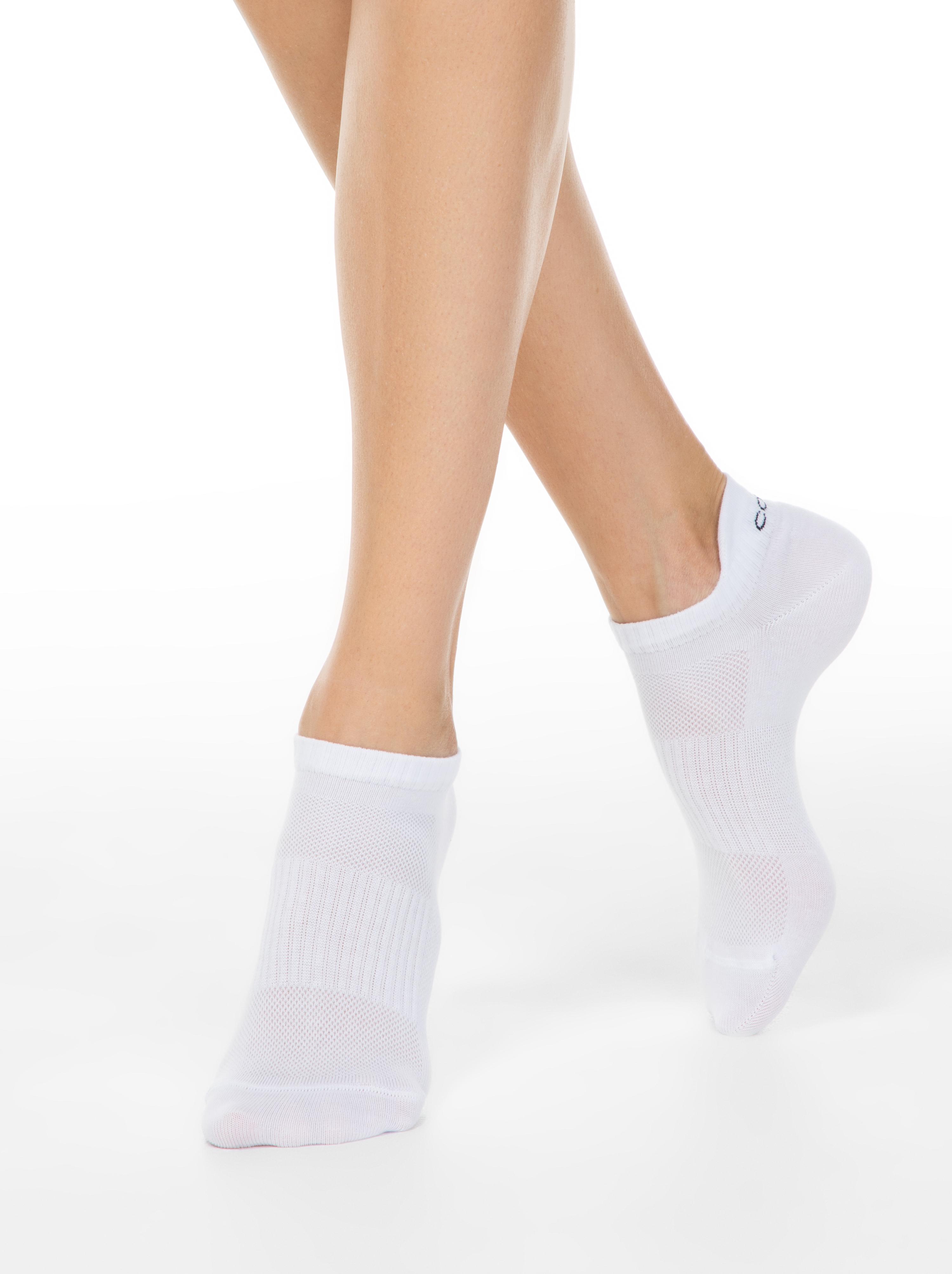 Носки женские Conte ACTIVE 19С-245СП белые 23