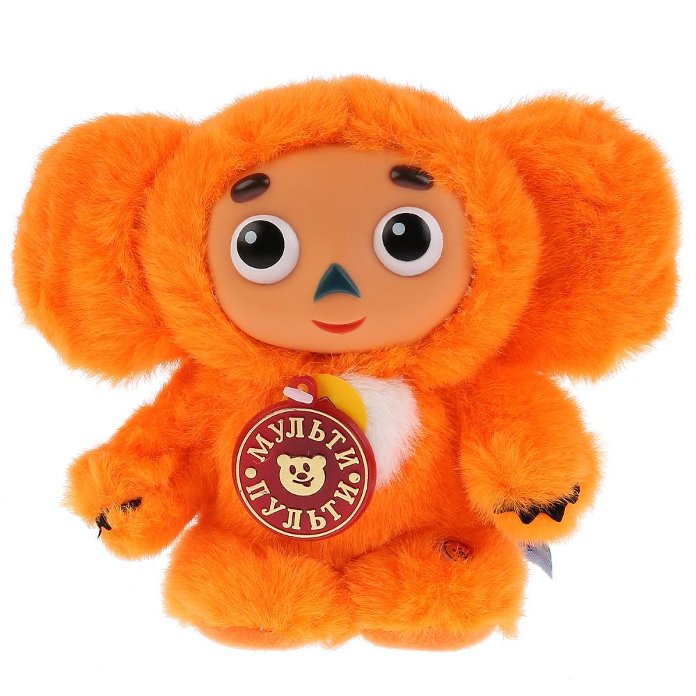 Купить Мягкая игрушка Мульти-Пульти Чебурашка с оранжевым мехом, 14 см,