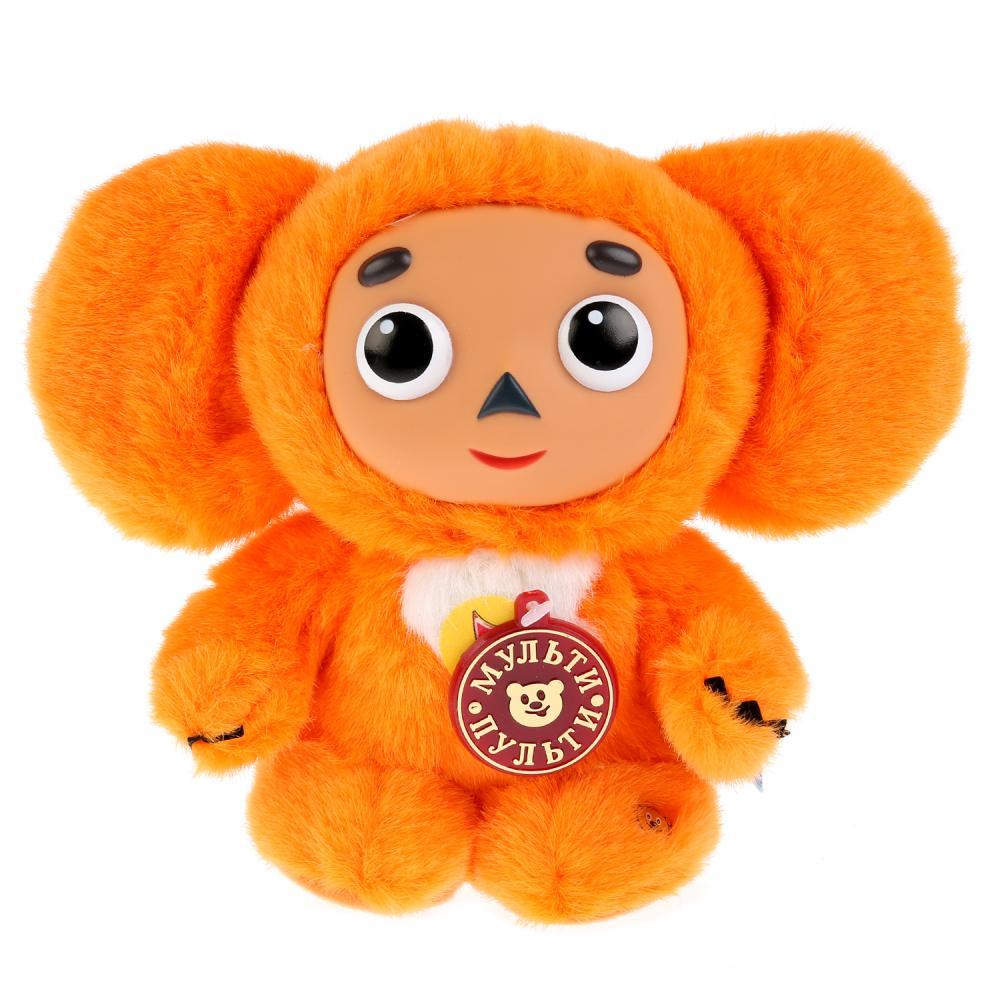 Купить Мягкая игрушка Мульти-Пульти Чебурашка оранжевый, 17 см,