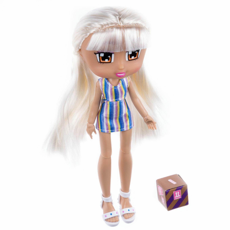 Кукла 1TOY Boxy Girls Bronx, 20 см 1 TOY