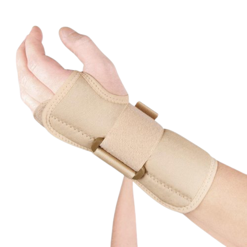 Купить Бандаж на лучезапястный сустав без фиксации большого пальца WS-LT L, Экотен