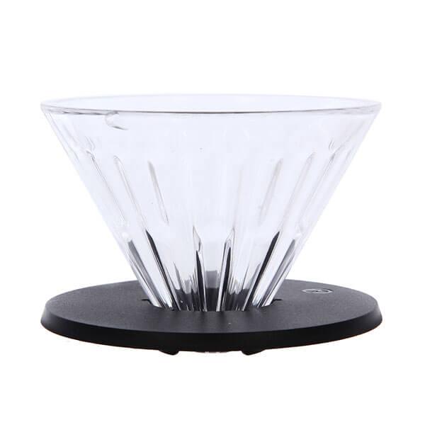 Воронка пуровер для приготовления кофе Timemore Crystal