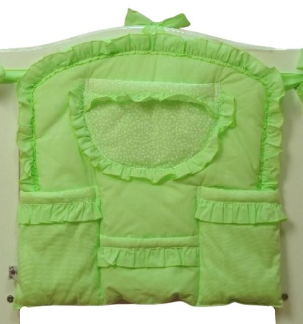 Текстильный карман в детскую кроватку Labeille Светик